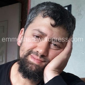 Belgian Salafist fighter Mohammed C. in May, 2015.